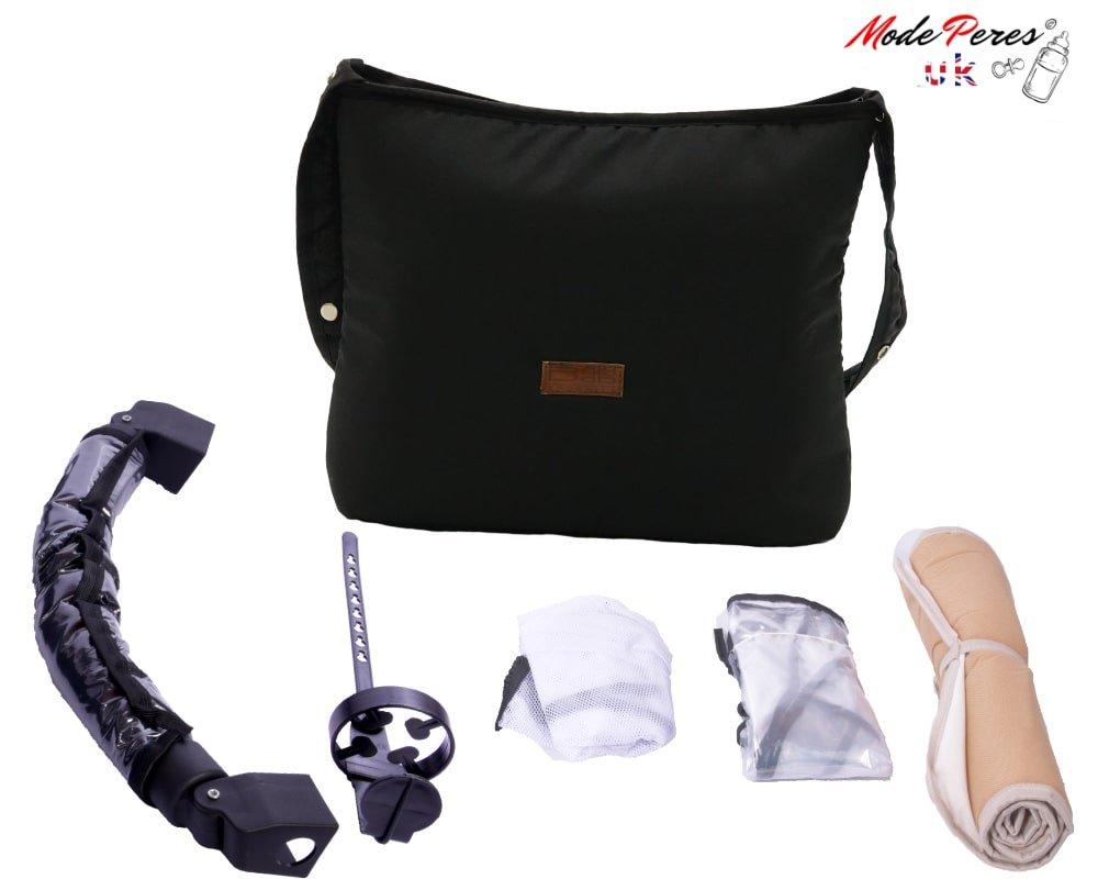 legro accessoris black