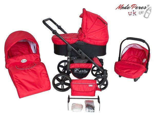 01 K2 Sport 3in1 Red