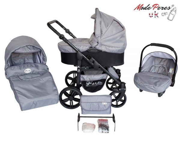 02 K2 sport 3in1 Light Gray