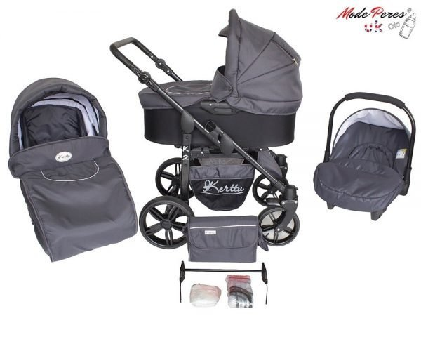 03 K2 sport 3in1 Dark Gray