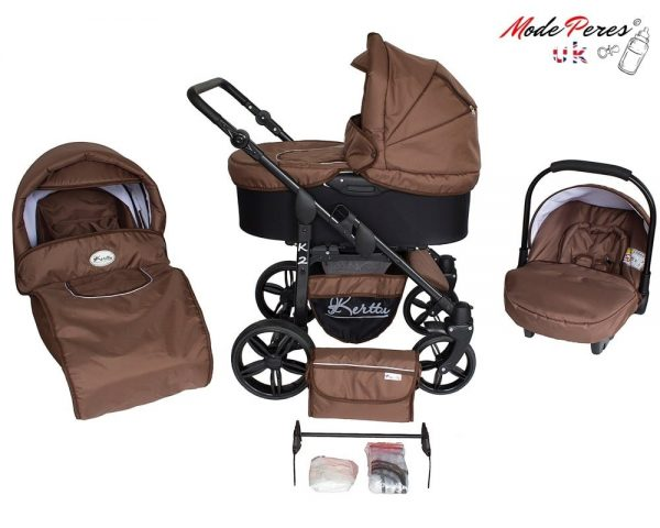 04 K2 sport 3in1 Brown