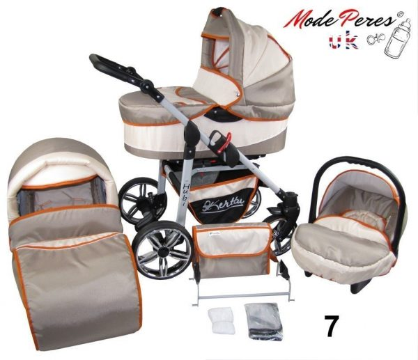 07 Hubi 3in1 Beige