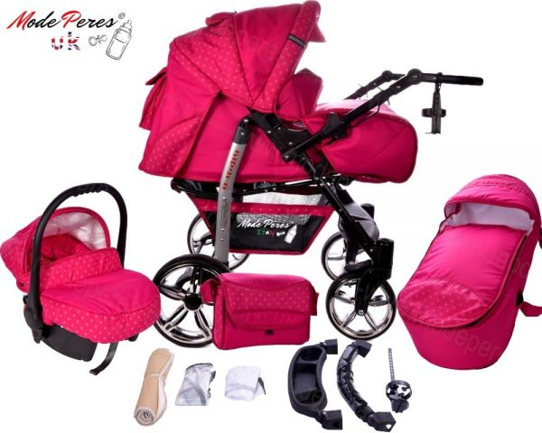 x18 Sportive x2 3in1 Shocking Pink