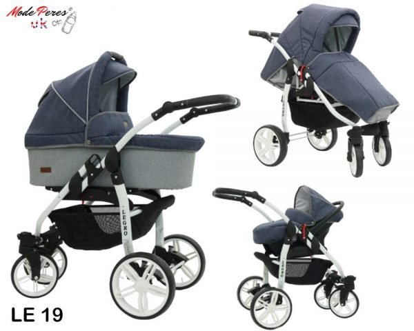 19 Legro Lux 3in1 Bluet & Grey