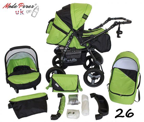 26 Lirdo 3in1 Light Green