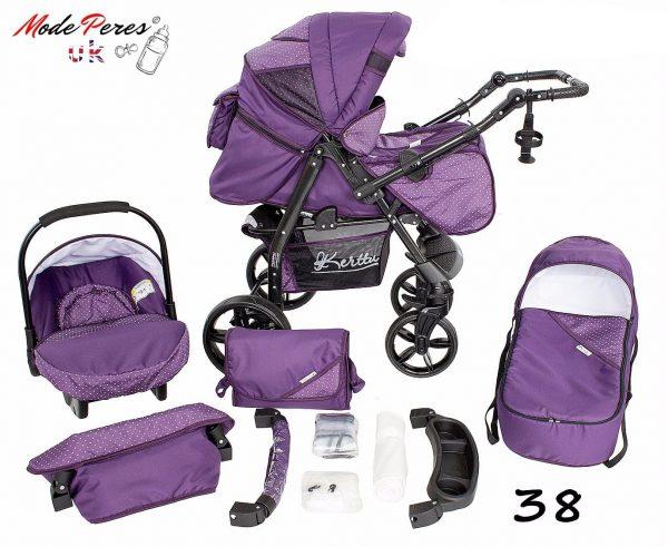 38 Lirdo 3in1 Purple