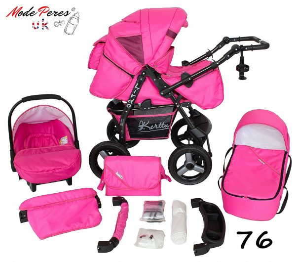 76 Lirdo 3in1 Pink