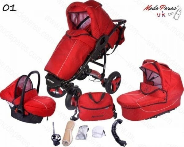 01 Alvio Air 3in1 Red