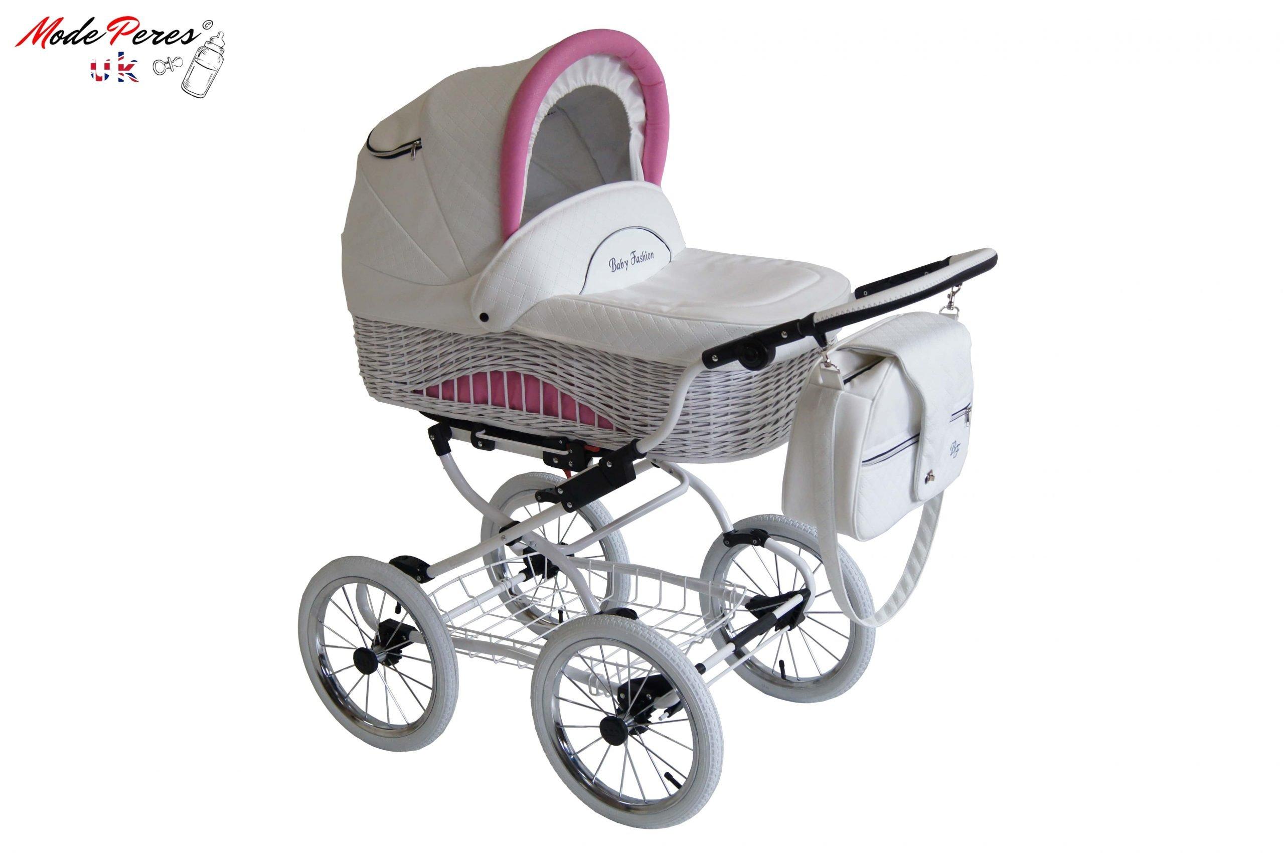 New Baby Pram Lirdo 3in1 Stroller Pushchair Car Seat Carrycot Travel System