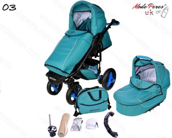 03 Alvio Air 2in1 Turquoise