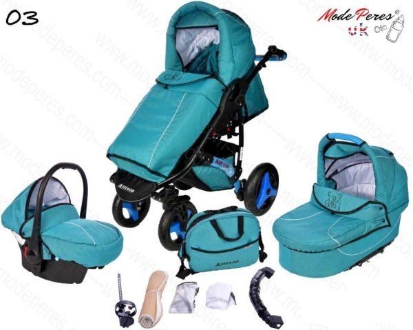 03 Alvio Air 3in1 Turquoise
