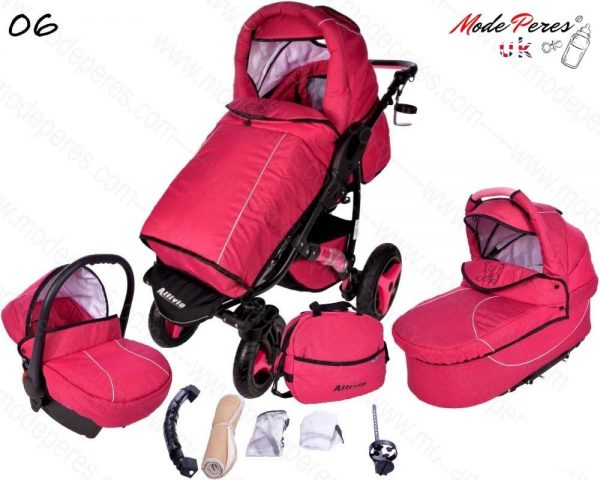 06 Alvio Air 3in1 Shocking Pink