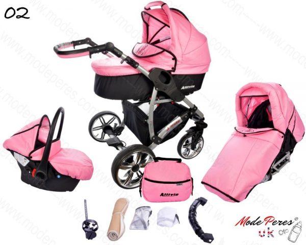02 Alvio Len 3in1 Pink
