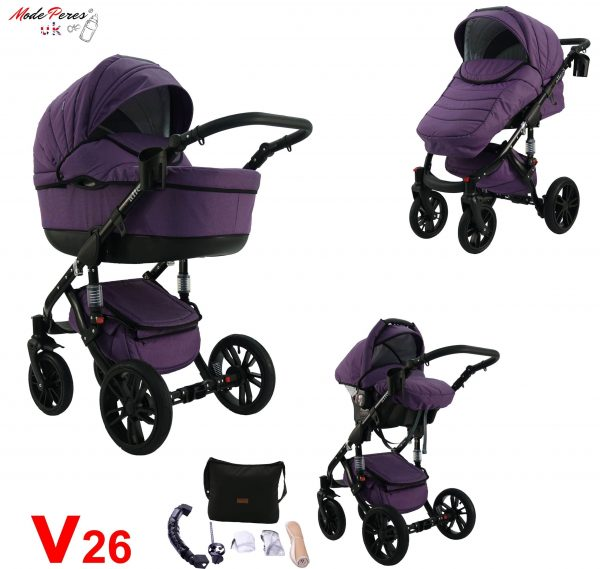 26 VALERO 3in1 Dark Purple