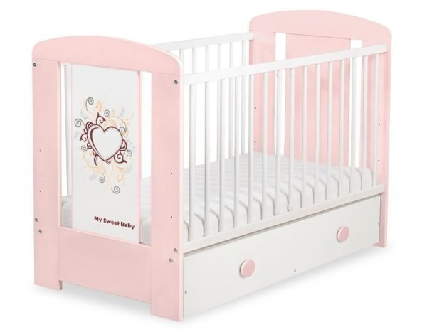 5010-01-2 MAXI Baby Cot/Cot Bed Chic