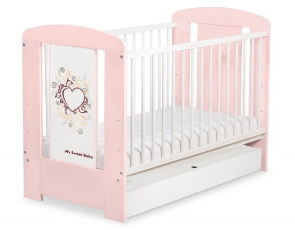 5010-01-2 Standard Baby Cot/Cot Bed Chic