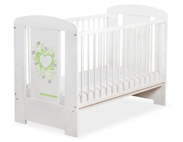 5010-07-399 WITHOUT DRAWER Baby Cot/Cot Bed Chic