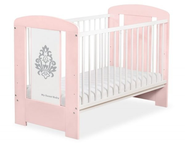 5015-01-01 Without Drawer Baby Cot/Cot Bed Glamour