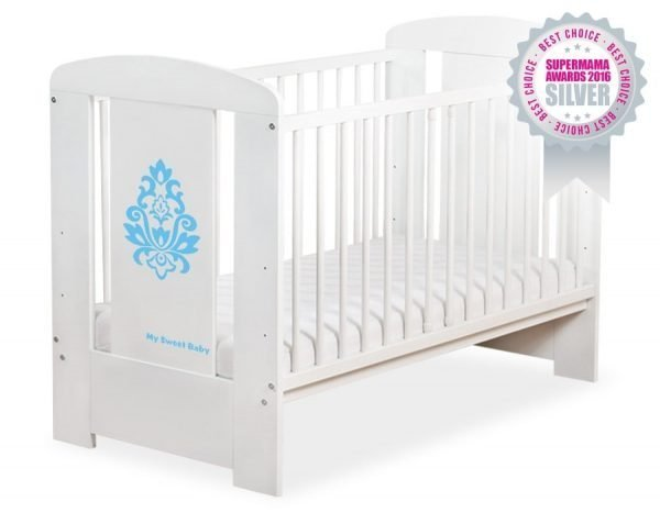 5015-07-3b Without Drawer Baby Cot/Cot Bed Glamour