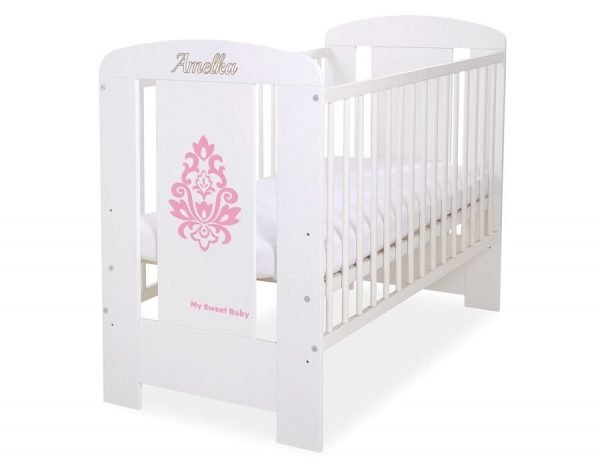 5015-07 Without Drawer Baby Cot/Cot Bed Glamour