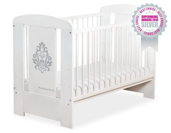 5015-07d Without Drawer Baby Cot/Cot Bed Glamour