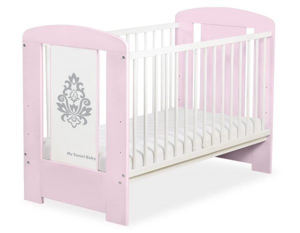 5015-08-1 Without Drawer Baby Cot/Cot Bed Glamour
