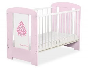 5015-08-2 Without Drawer Baby Cot/Cot Bed Glamour