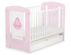 5015-08-2 Standard Baby Cot/Cot Bed Glamour