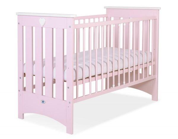 5024-08_5 Baby Cot/Cot Bed Lorenzo III