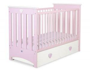 5024-08 Baby Cot/Cot Bed Lorenzo III