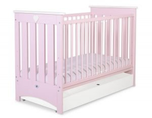 5024-08A Baby Cot/Cot Bed Lorenzo III