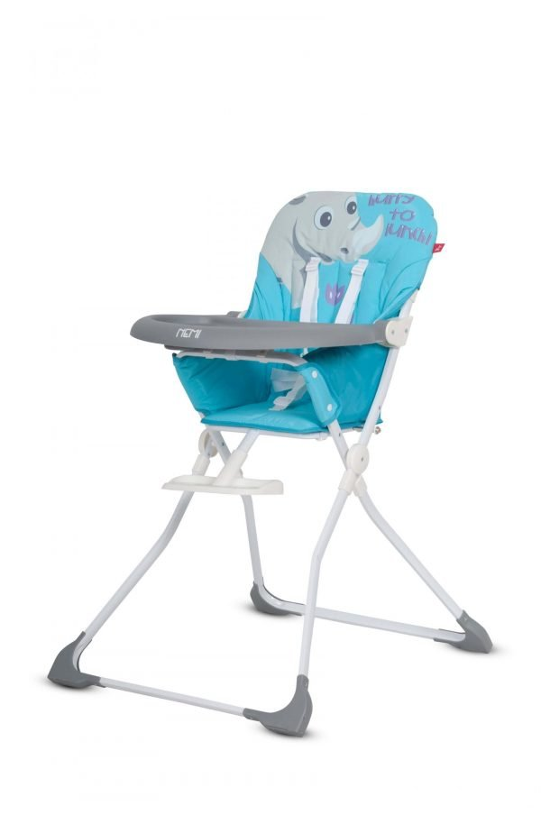 04-1 Euro Cart NEMI Feeding Chair Rhino