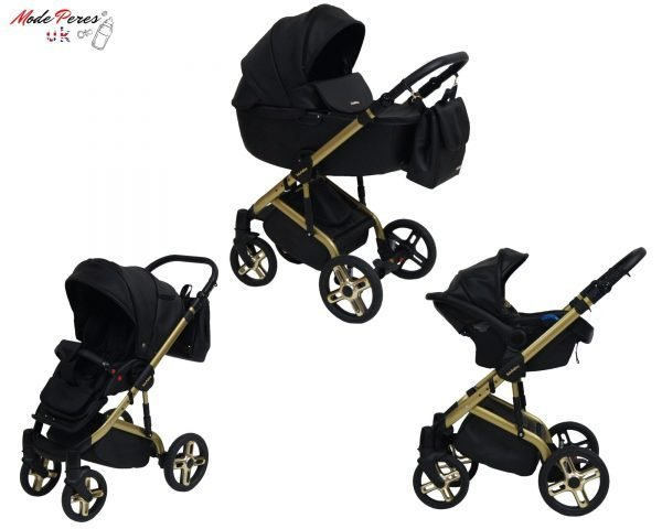 ST-07 Stilo Gold 3in1 Black