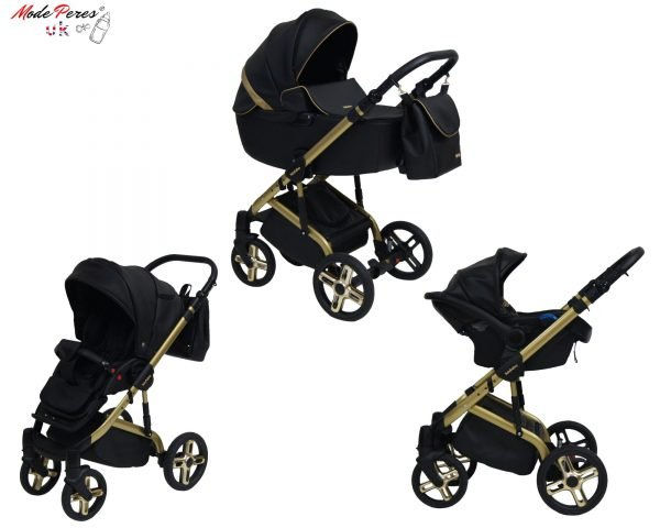 ST-20 Stilo Gold 3in1 Black & Gold