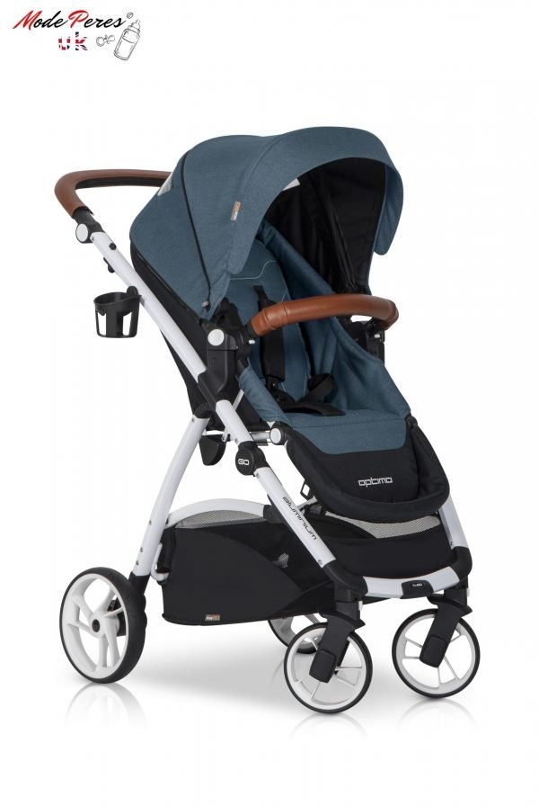 01 Euro Cart OPTIMO Stroller Adriatic