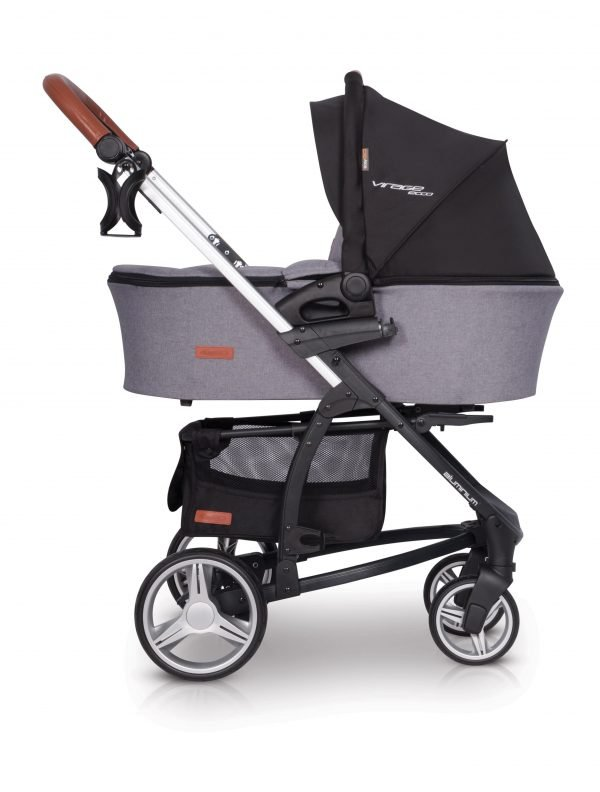01B Euro Cart VIRAGE ECCO 3in1 Anthracite
