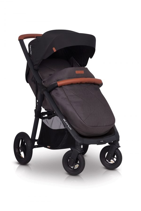 01-2 Euro Cart QUANTUM AIR Stroller Anthracite