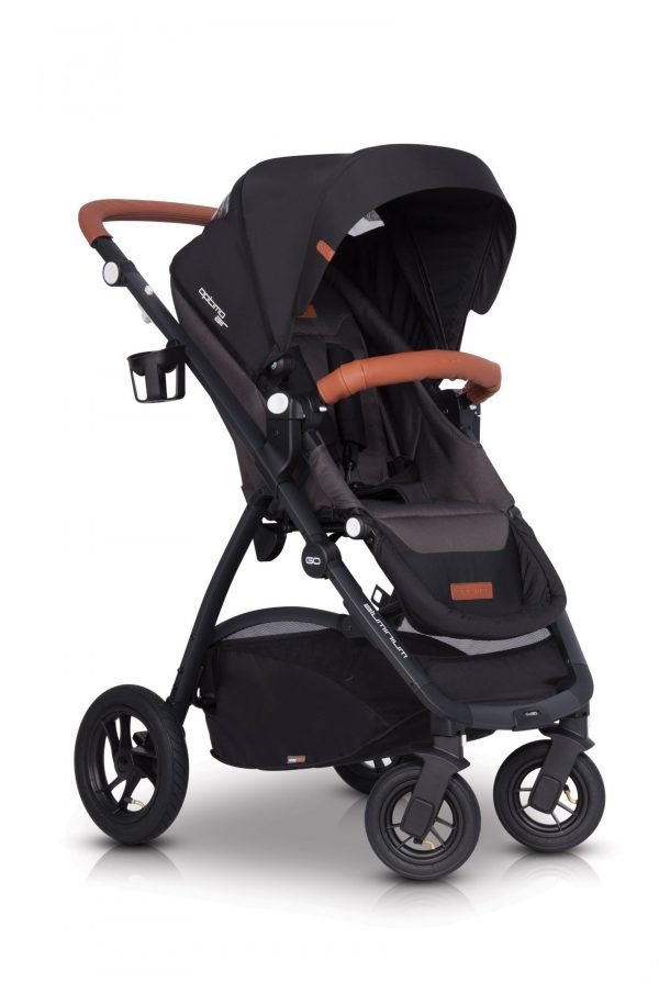 01 Anthracite Euro Cart OPTIMO AIR