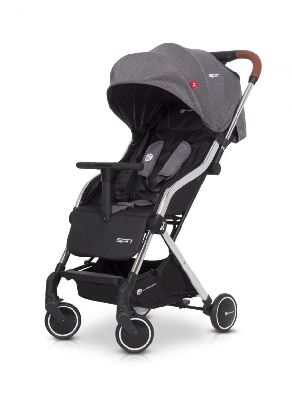 02-1 Euro Cart SPIN Stroller Anthracite