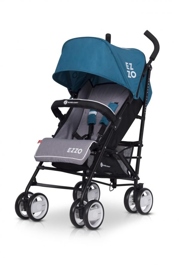 01-2 Euro Cart EZZO Stroller Adriatic