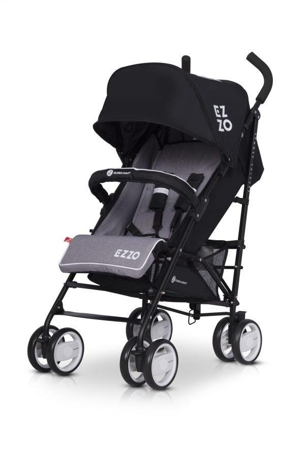 02-2 Euro Cart EZZO Stroller Anthracite