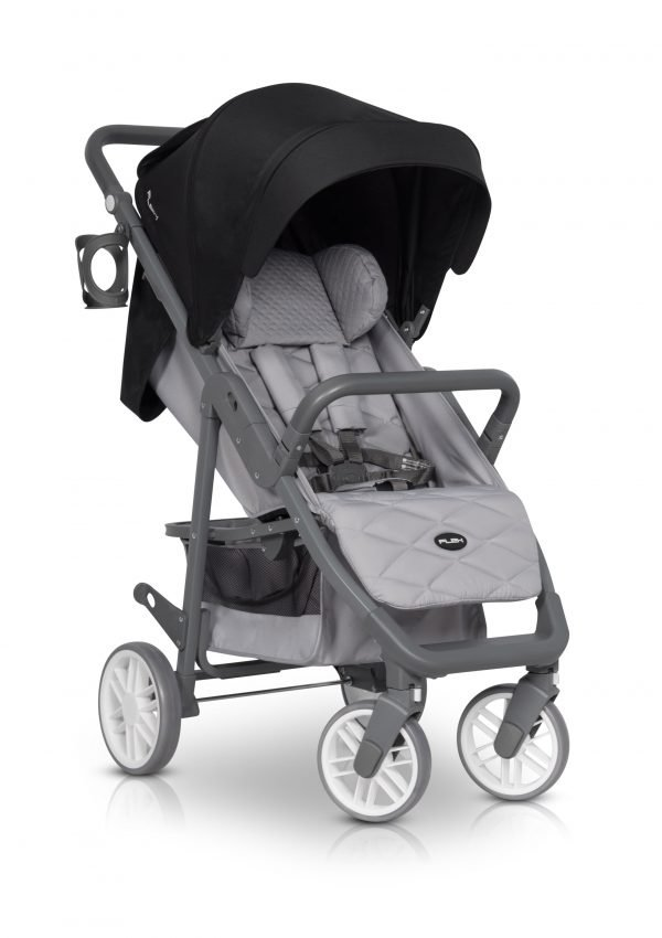 01-1 Euro Cart FLEX Stroller Anthracite