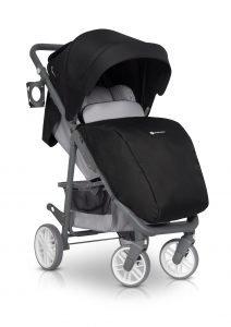01-2 Euro Cart FLEX Stroller Anthracite
