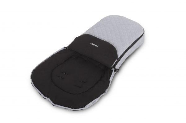 01c Sleeping Bag Euro Cart Grey Fox