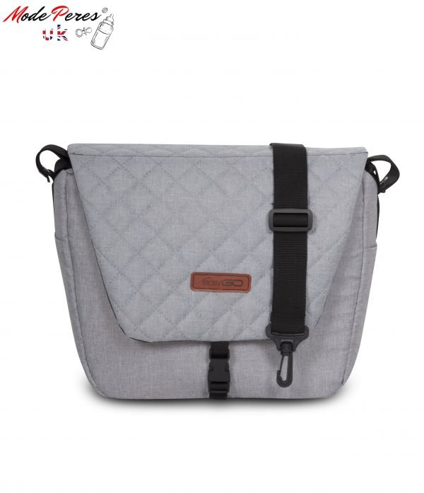 02a Bag Euro Cart Grey Fox