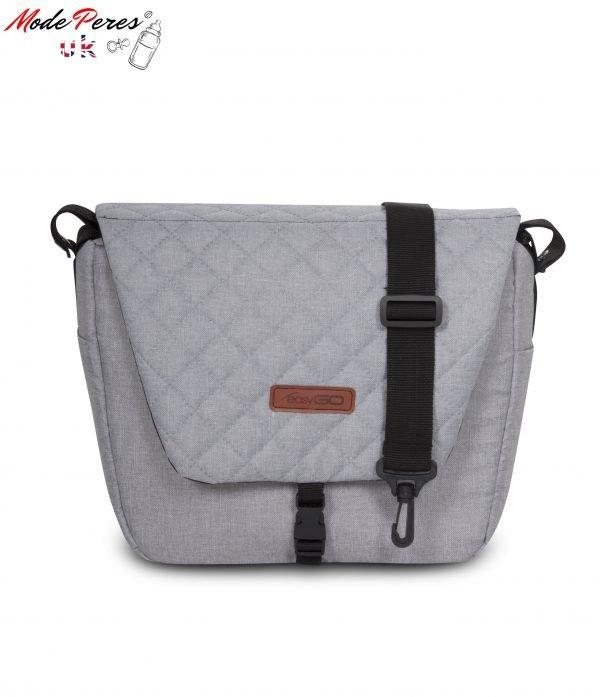 02a Bag Euro Cart Grey Fox