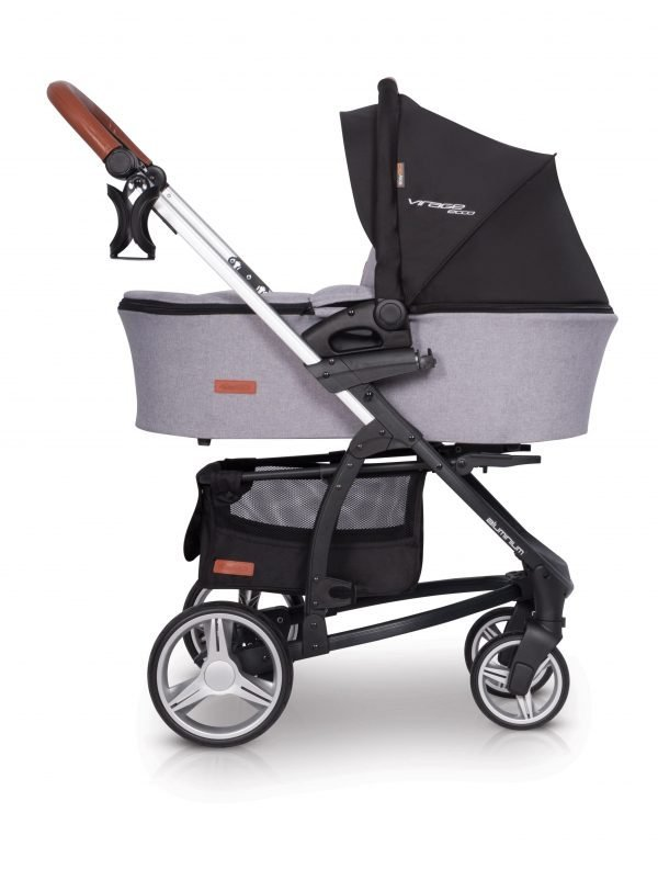 03B Euro Cart VIRAGE ECCO 3in1 Grey Fox
