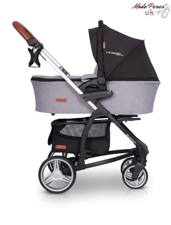 Grey-fox Euro Cart VIRAGE ECCO 3IN1 Description