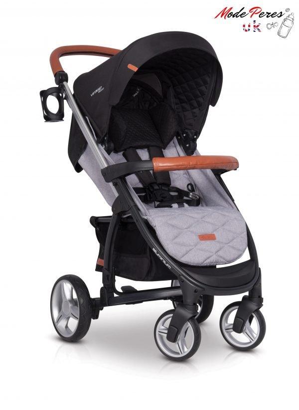 Grey-fox 1 Euro Cart VIRAGE ECCO 3IN1 Description