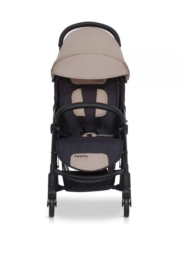 03-1 Euro Cart MINIMA PLUS Stroller Latte
